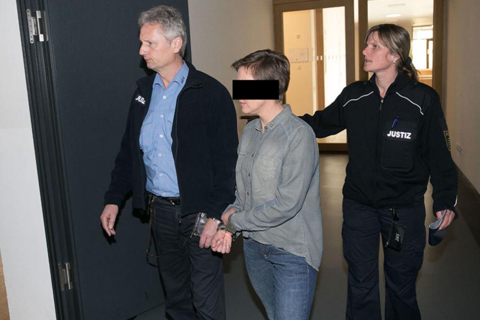 Sina F. (37) wurde am Montag wieder aus der U-Haft entlassen.
