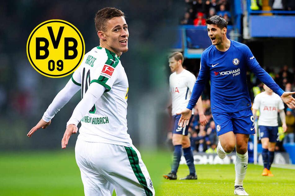BVB an Pulisic-Ersatz dran! Kommt Bundesliga-Star vom Revier-Rivalen?
