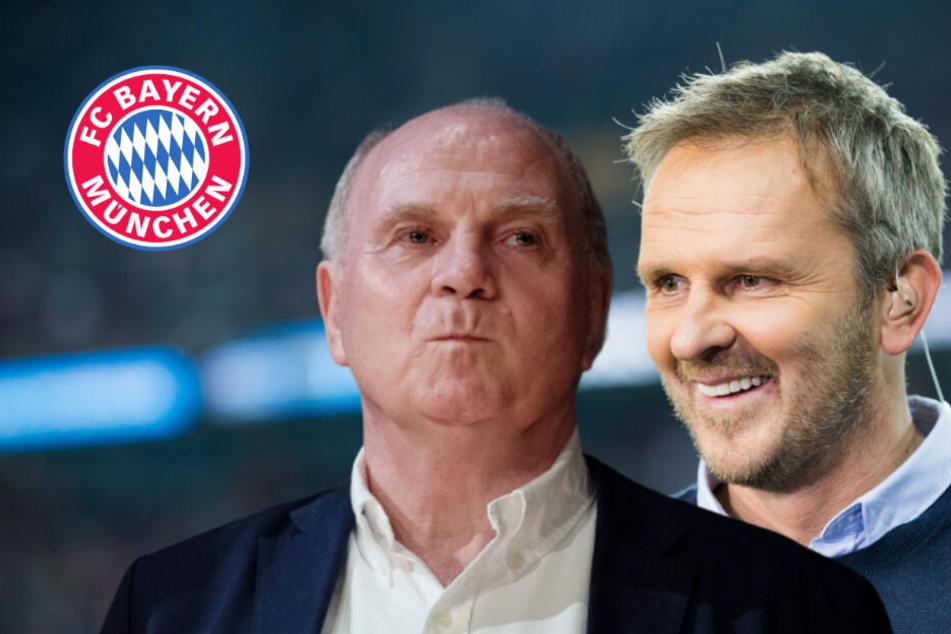 FC Bayern: Hamann zweifelt an großspurigem Transfergetöne von Hoeneß