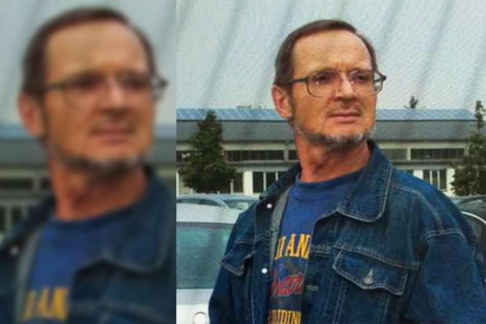 Die Polizei sucht nach diesem 63-Jährigen.