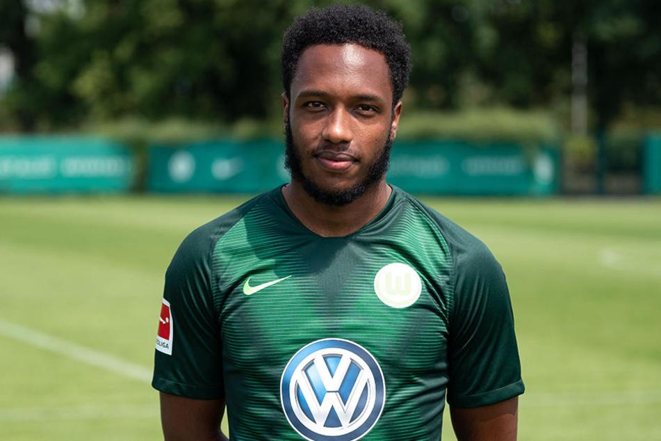 Blieb dem Training des VfL Wolfsburg wochenlang fern und wurde dafür nun bestraft: Kaylen Hinds.
