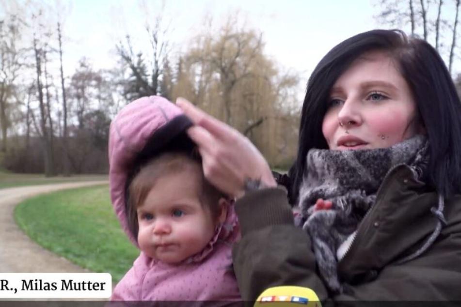 Mutter Sophie R. (19) war schockiert, als sie vom Schuldenberg ihrer Tochter erfuhr.