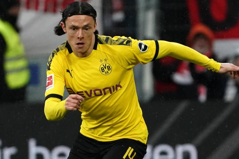 E-Hoffenheimer Nico Schulz kam in dieser Saison zu wettbewerbsübergreifend 13 Pflichtspieleinsätzen für die Borussia.