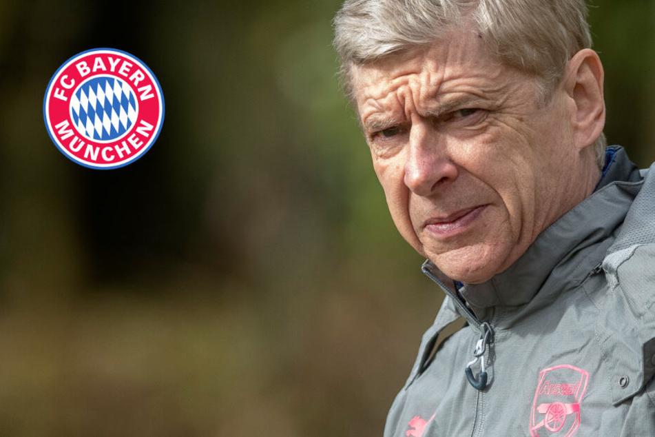 """Wenger widerspricht dem FC Bayern: """"Überraschende Geschichte"""""""