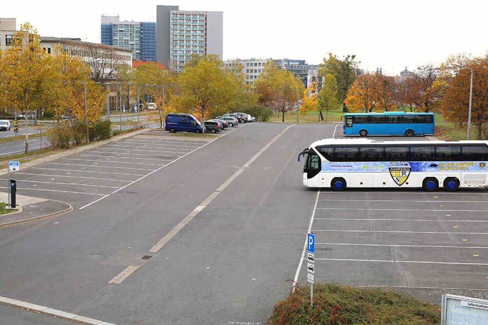 Die 89-Jährige war auf dem Weg zum Busparkplatz Ammonstraße.