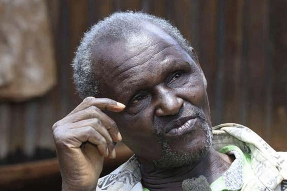 Samuel Wambugu (73).