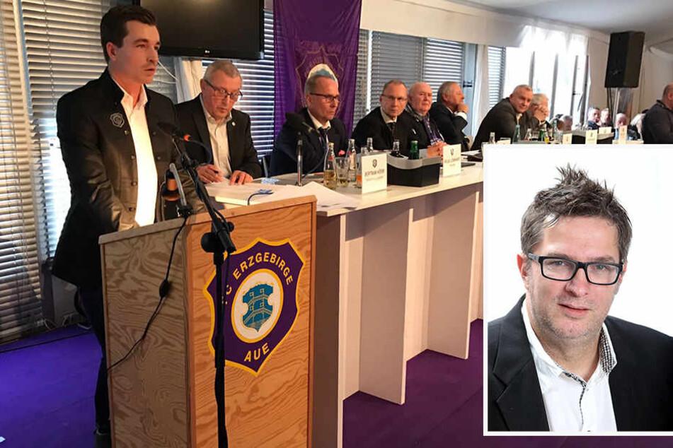 Redakteur Thomas Nahrendorf hat sich Gedanken über die Mitgliederversammlung im Erzgebirge gemacht.