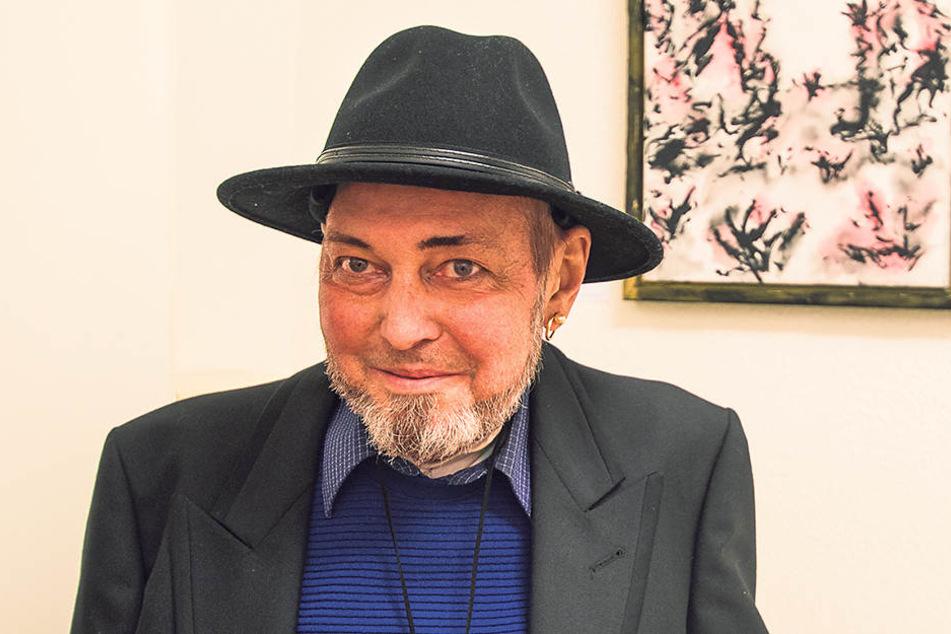 Der Maler Richaaard verstarb diese Woche im Alter von nur 59 Jahren.