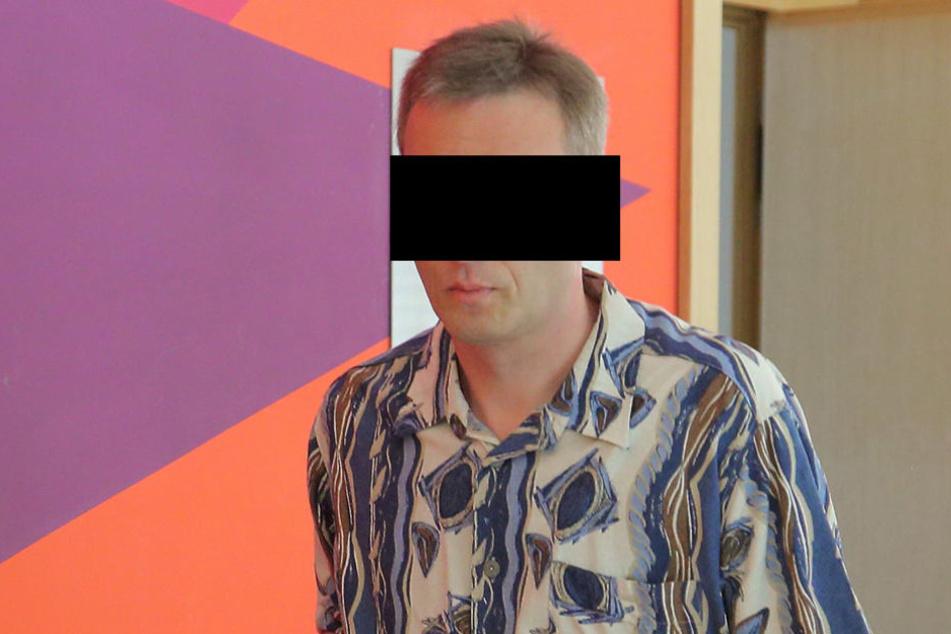 Udo S. (47) nahm vor Gericht seinen Einspruch gegen das Bußgeld der Stadt  zurück.