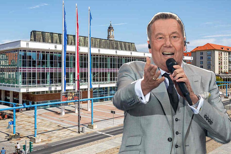 Kann am Wochenende nicht in Dresden auftreten: Roland Kaiser (67).