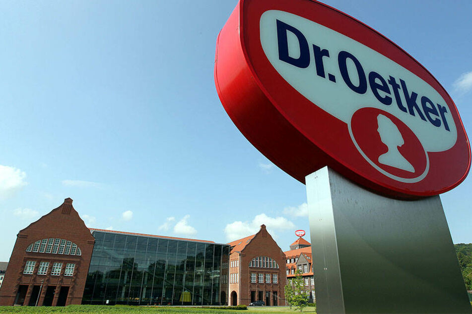 Die international agierende Dr. Oetker-Marke agiert noch immer von Bielefeld aus.