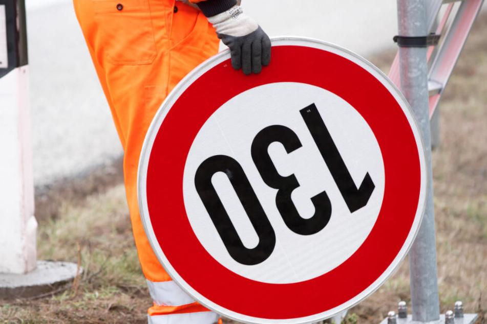 Tempolimit-Debatte : Bundesrat stimmt gegen Höchstgeschwindigkeit von 130 km/h auf Autobahnen