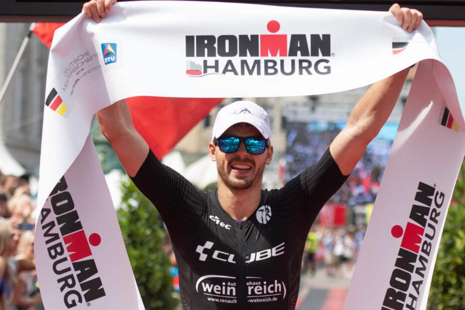 Ironman in Hamburg kann wie geplant stattfinden