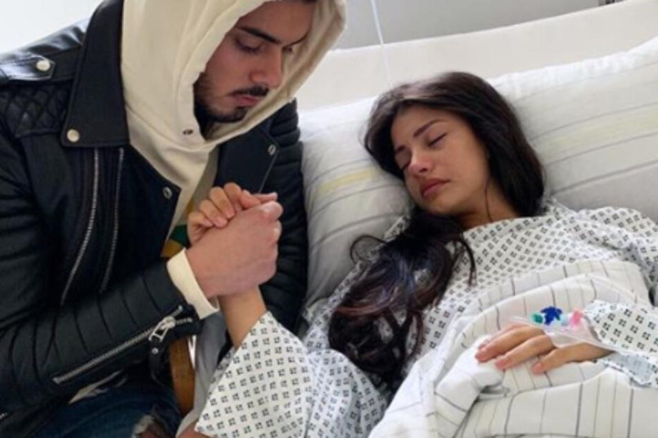 Instagram-Star Ivana Santacruz: Sie hat Ihr Baby verloren und musste operiert werden