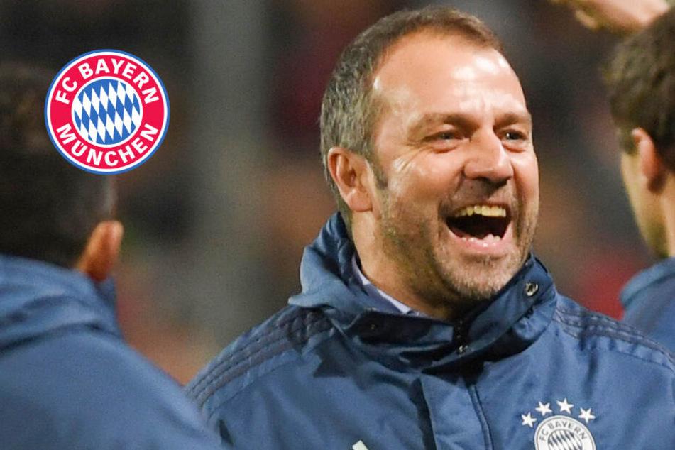 FC Bayern: Flick bleibt mindestens bis Saisonende Cheftrainer!