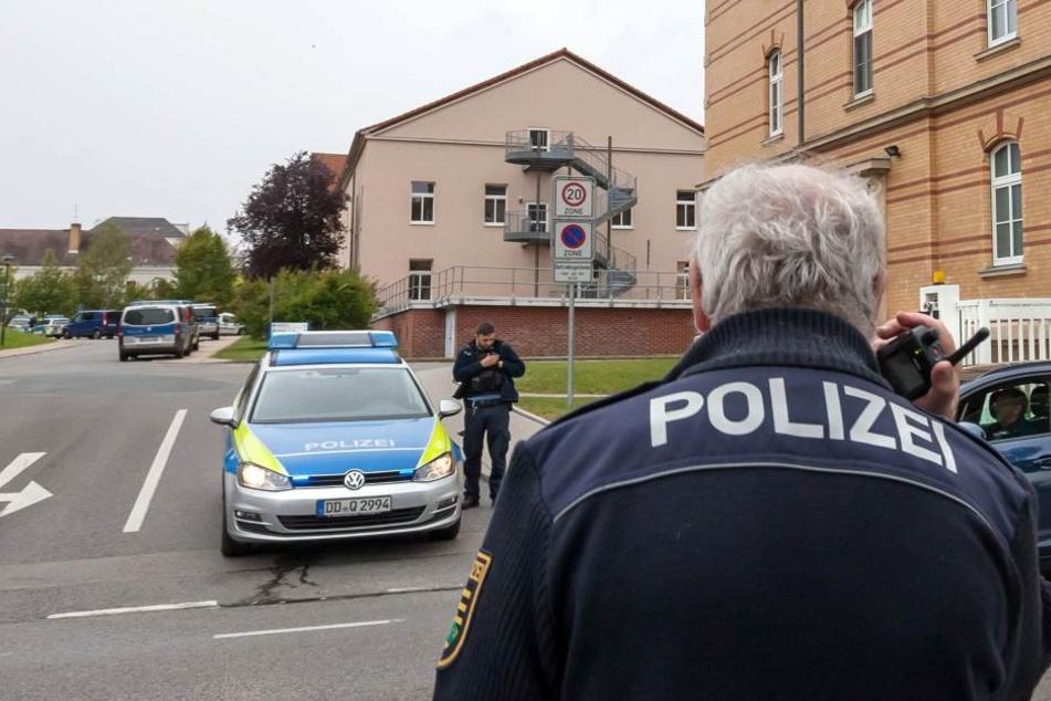 Im Zwickauer Verwaltungszentrum ging am Mittwoch eine Bombendrohung ein.