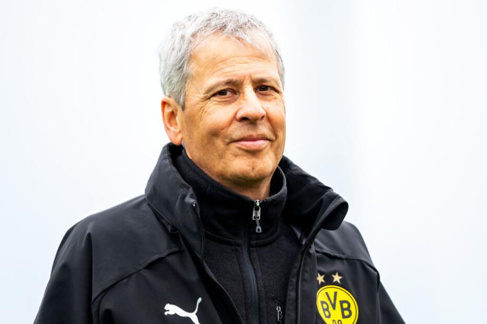 BVB-Coach Lucien Favre muss weiterhin auf einige angeschlagene und verletzte Spieler verzichten.