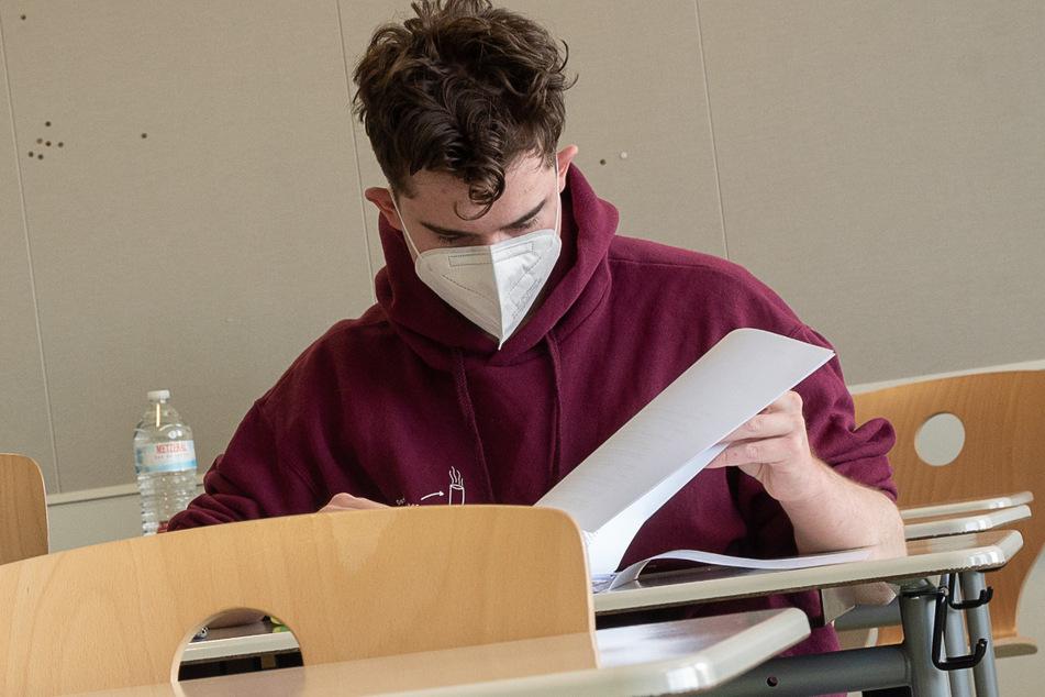 Mecklenburg-Vorpommerns Schüler müssen keine Masken mehr im Unterricht tragen! (Symbolbild)