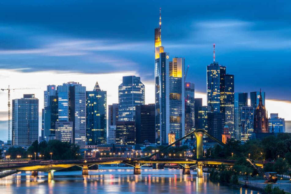 Frankfurt wird zur Internet-Hauptstadt