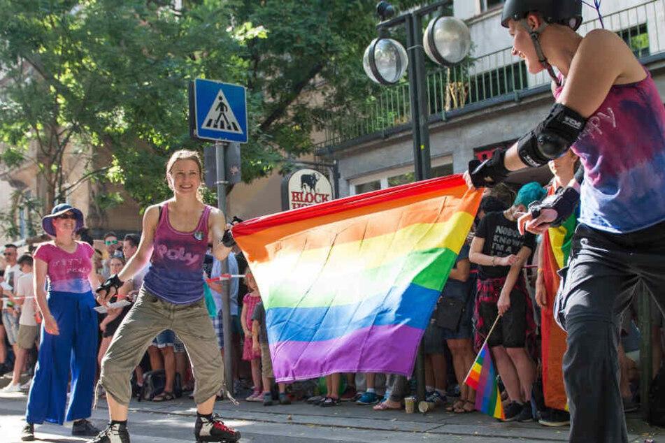 175.000 Zuschauer erwartet: Heute marschieren Schwule und Lesben beim Christopher Street Day