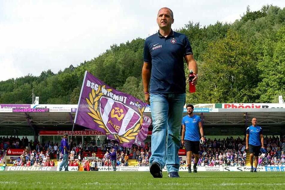 Die Entlassung von Sportdirektor Steffen Ziffert sorgt noch immer für Unruhe.