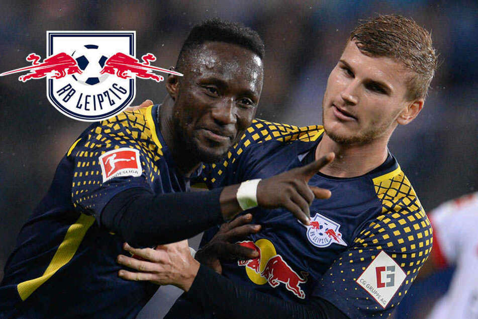 RB Leipzig siegt dank Keita und Werner: HSV muss auf 500. Heimsieg warten