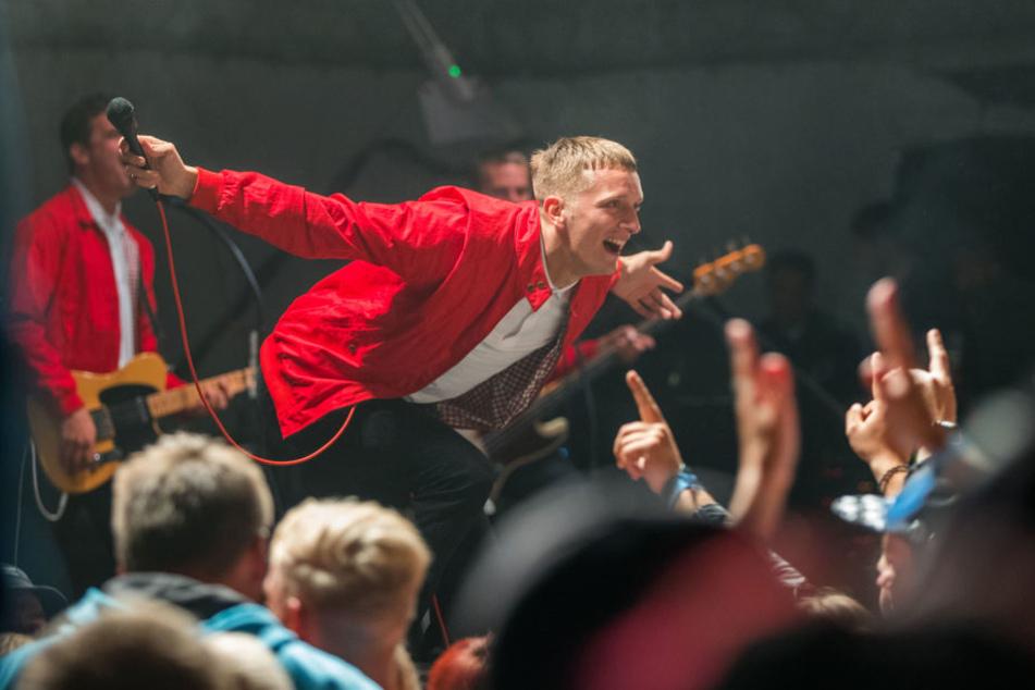 Die Band Kraftklub geht beim Elektro- und Hip-Hop-Festival Juicy Beats in Dortmund als Headliner an den Start.