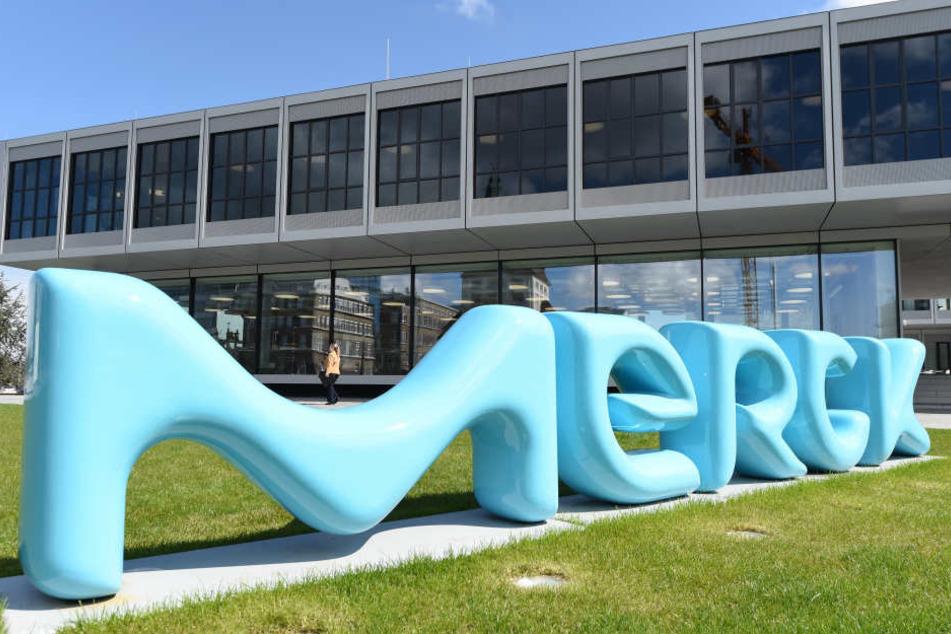 Der Pharmakonzern Merck hofft auf guten Gewinn durch die neue Tablette.