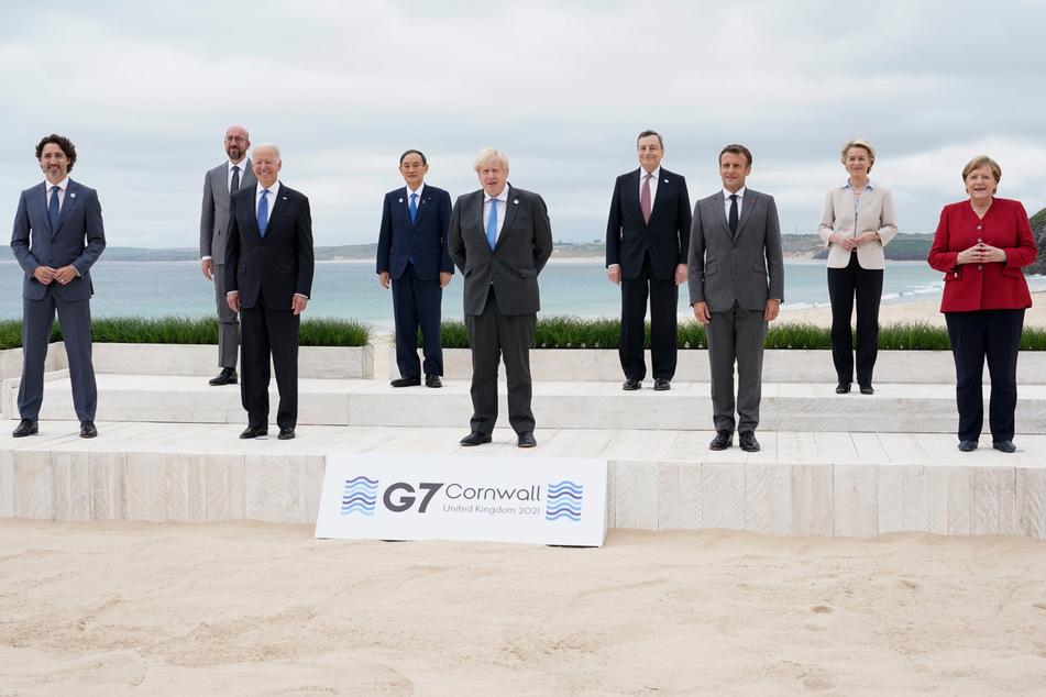 """Coronavirus: Scharfe Kritik an Impf-Beschlüssen der G7, """"eine Kolossale Enttäuschung"""""""