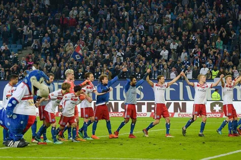 Abstieg rückt für HSV und Köln näher