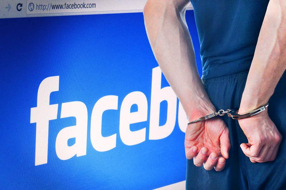 Volksverhetzung! Mann beleidigt auf Facebook Flüchtlinge