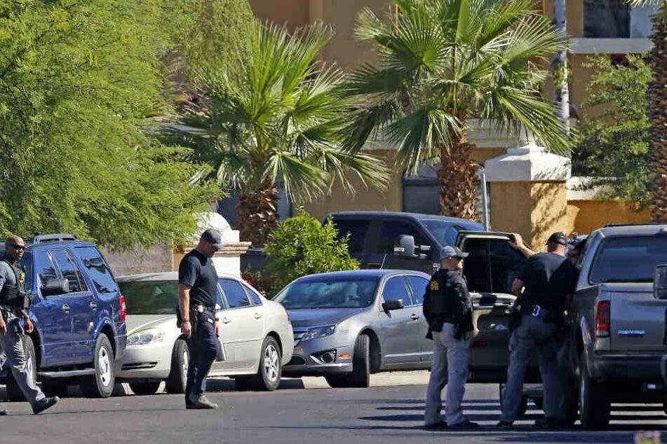 21-stündige Geiselnahme! Mann erschießt vier Kinder und sich selbst