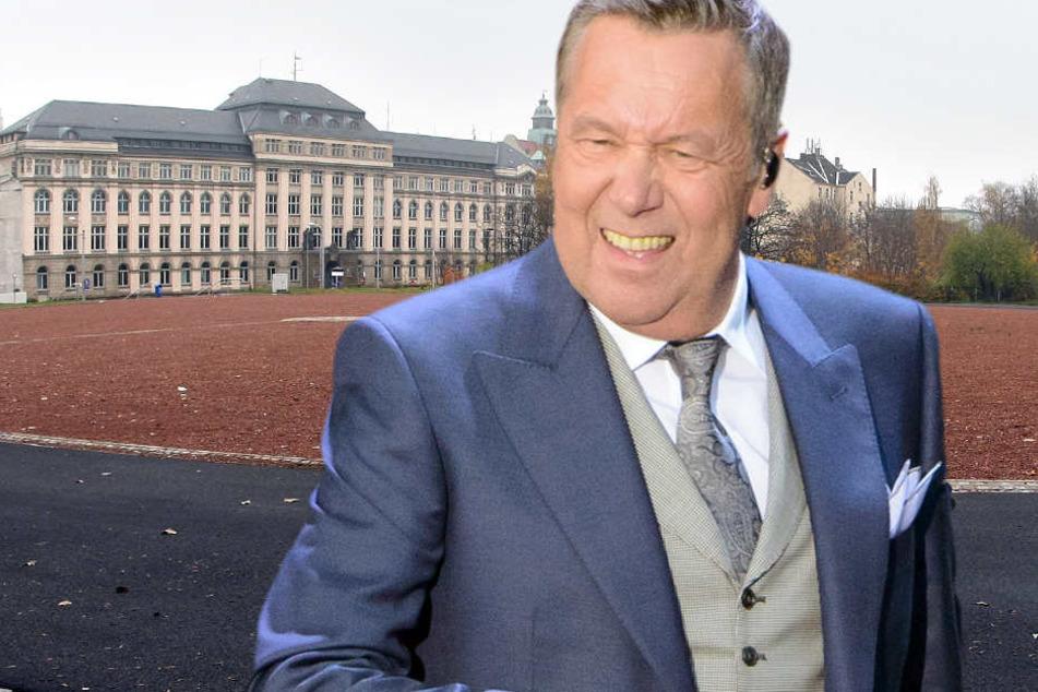 2017 wird Roland Kaiser seine Kaisermania-Konzerte auf dem Hartmannplatz geben.
