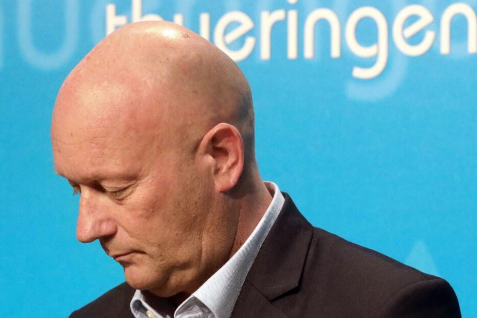 Thomas Kemmerich (54, FDP).