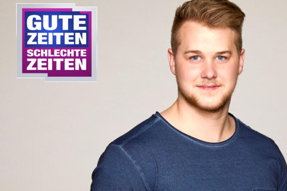 GZSZ: Felix van Deventer über Sturz vom Balkon: Ich hatte den Schlüssel vergessen