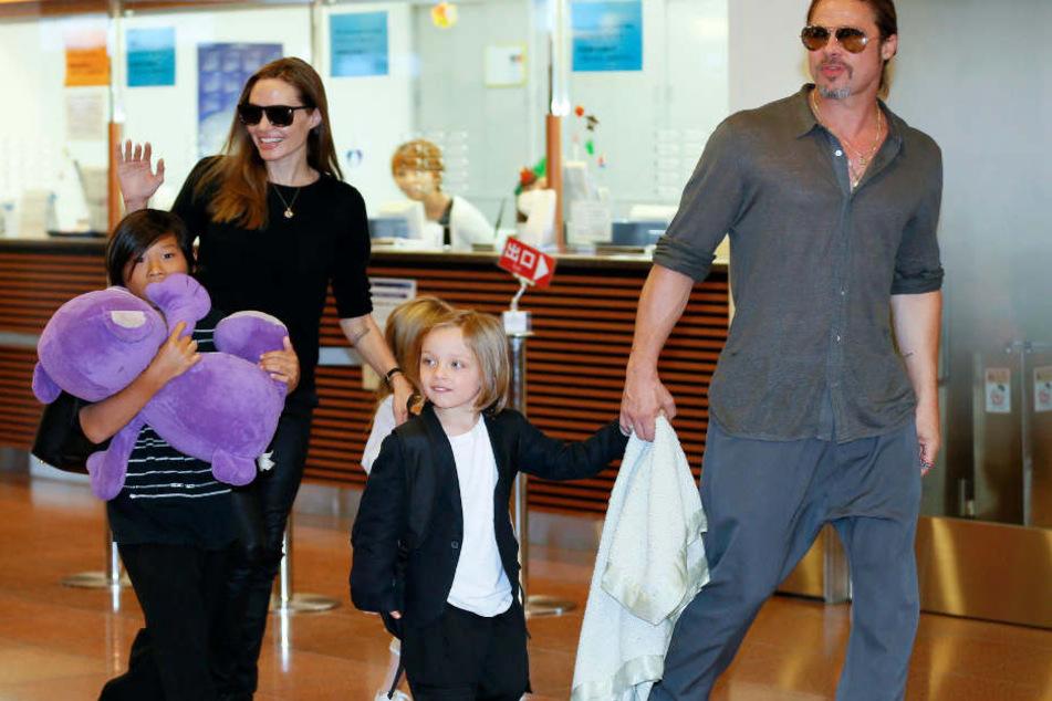 Angelina Jolie hatte im Jahr 2016 die Scheidung von Brad Pitt eingereicht.