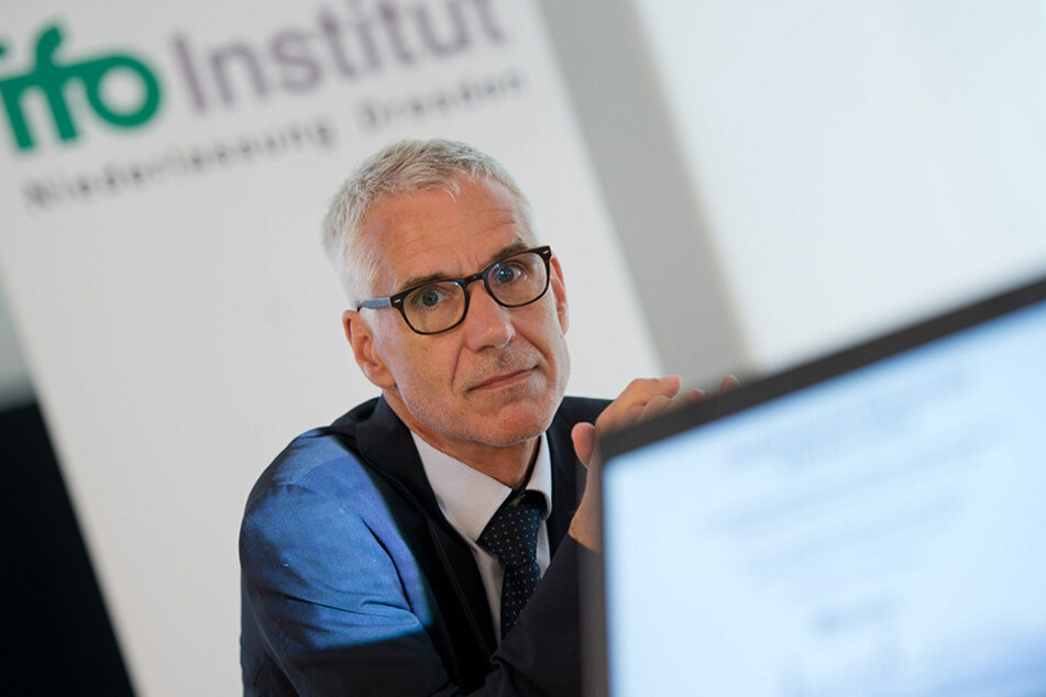 Dresdens Vize-Ifo-Chef Joachim Ragnitz prognostiziert in Sachsen ein  langsameres Wachstum der Wirtschaft.