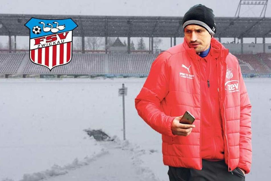 """""""Für das Wetter kann niemand"""": So geht der FSV mit der Spielabsage um"""