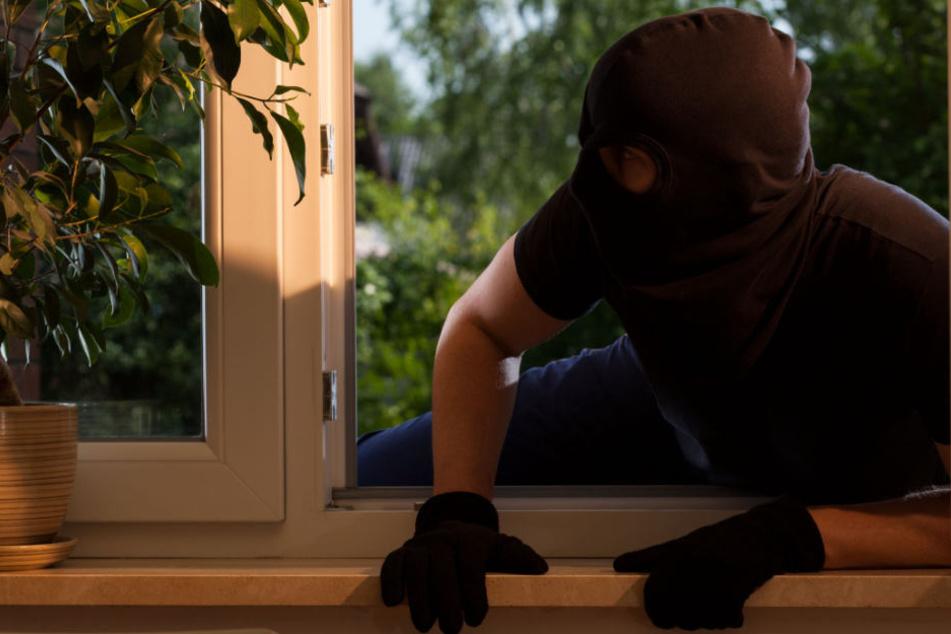 Die Maskierten trugen ihr Opfer aus dem Haus und rauschten mit einem Bully davon. (Symbolbild)