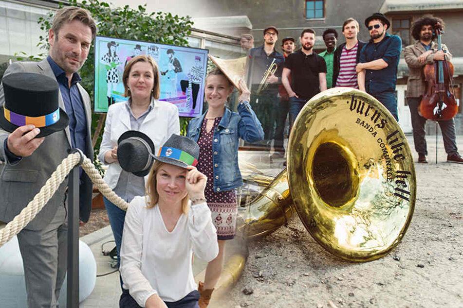 Chapeau Chemnitz! Hut ab für ein neues Straßenfestival