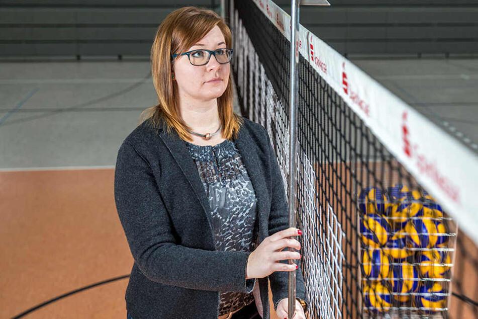Sandra Zimmermann, DSC-Geschäftsführerin.