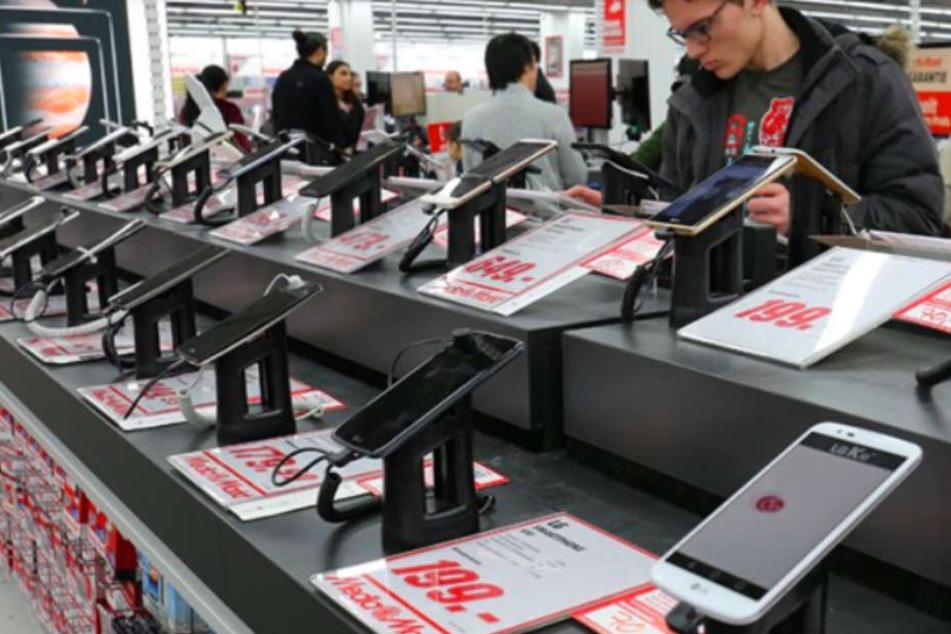 Ab Donnerstag (15.11.) werden die Schnäppchenjäger den Mainzer MediaMarkt stürmen.
