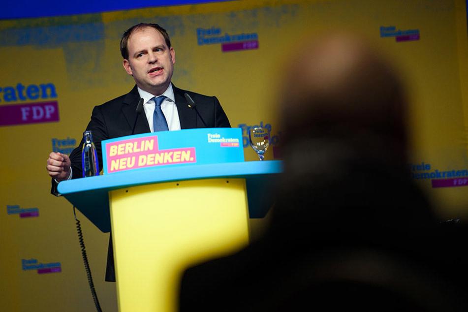 Bundestagsabgeordneter Christoph Meyer wurde zum neuen Vorsitzenden der Berliner FDP gewählt.