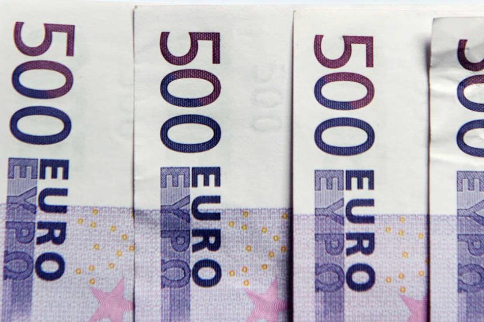 Die Schadenssumme beläuft sich derzeit auf etwa 150.000 Euro. (Symbolbild)