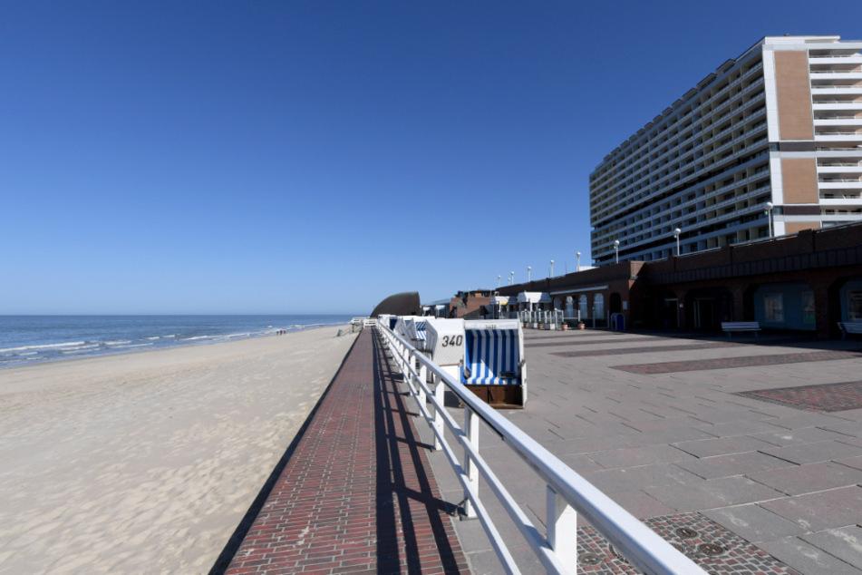 So leer wird die Promenade von Westerland nicht mehr lange sein. (Archivbild)