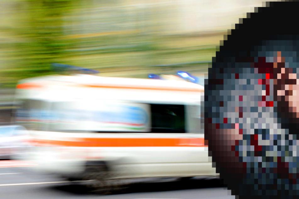 Zahn raus! Aggro-Teenie-Duo prügelt Opfer (20) krankenhausreif