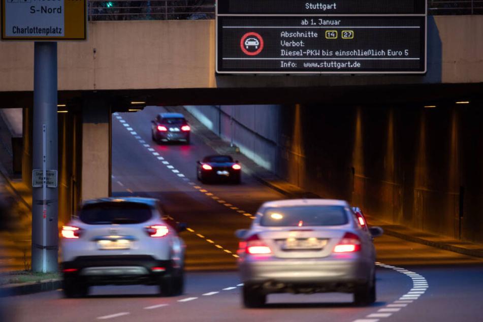 Seit Anfang 2019 gilt bereits ein Fahrverbot bis zur Euro-Norm 4.