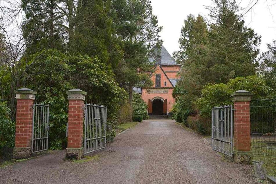 Der Michaelis-Friedhof: Hier soll Haller am Montag beigesetzt werden.