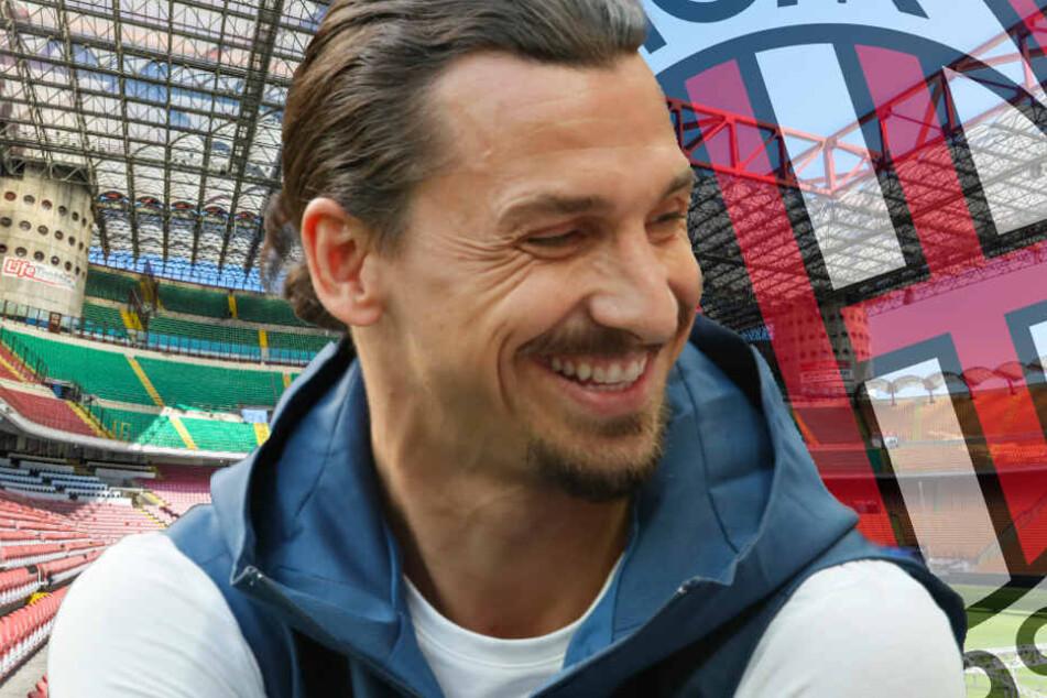 Mega-Deal perfekt: Zlatan Ibrahimovic kehrt zu Ex-Verein zurück!