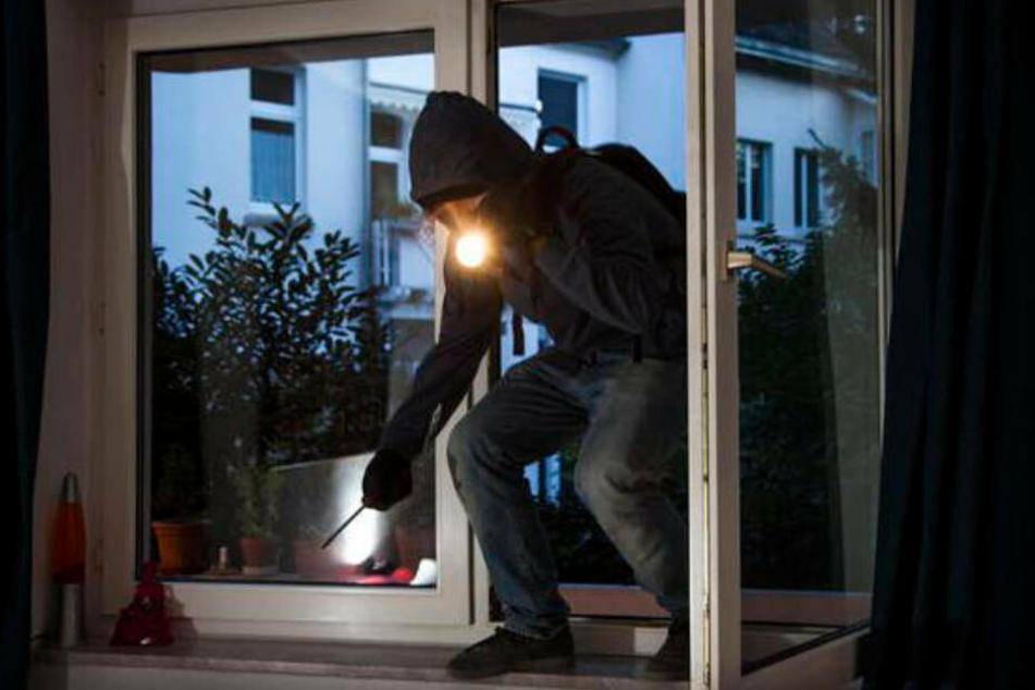 Der Einbrecher soll sich über ein gekipptes Fenster Zugang zu der Wohnung verschafft haben (Symbolbild).
